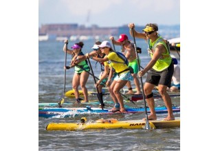 Paddlers for SEA Paddle NYC