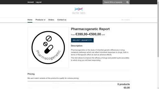 Introducing Dante Labs Business: A B2B Portal for Advanced Genetics Dedicated to Healthcare Professionals and Researchers