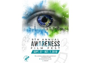 9th Annual Awareness Film Festival Opens in Los Angeles (Official Poster)