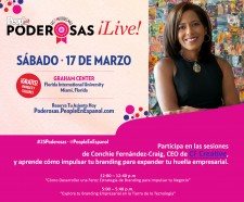 Poderosas Live Event by PEOPLE en Español