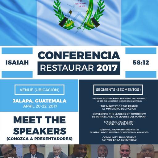 Leadership Empowerment Conference Jalapa, Guatemala
