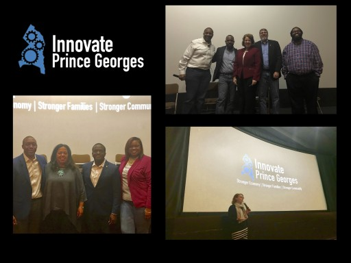 Inncuvate and Prince George's County Social Innovation Fund Partner to Launch Innovate Prince Georges