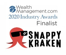 Snappy Kraken Named 2020 Award Finalist in Three Innovation Categories