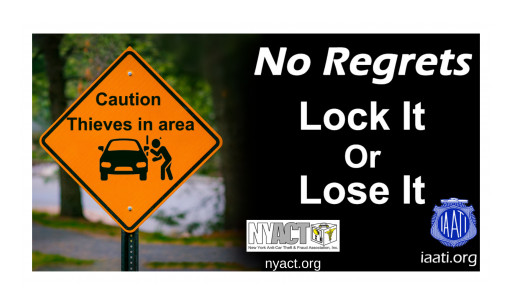 NYACT Supports the NO REGRETS - LOCK IT OR LOSE IT Campaign