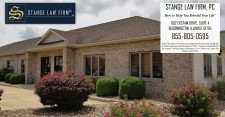 Stange Law Firm, PC Bloomington, IL Office