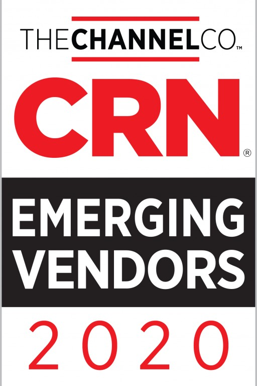 ManagedMethods Recognized by CRN® on the 2020 Emerging Vendors List