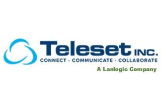 Teleset new company logo