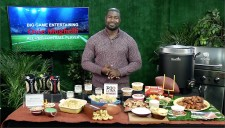 Big Game Entertaining with Ovie Mughelli