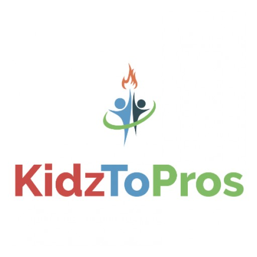 KidzToPros Announces Live Online and Socially Distanced On-Site Summer Camps