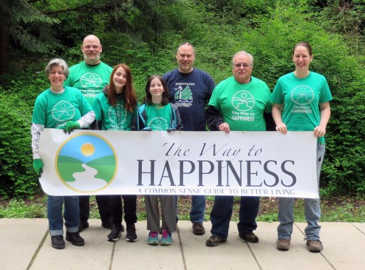 Caring for Seattle's Kinnear Park on Earth Day 2017