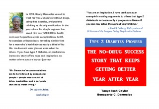 Type 2 Diabetes Pioneer book cover
