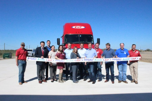 U.S. Gain and Independence Fuel Systems Partner With C.A.T. to Bring New Compressed Natural Gas Station to Laredo