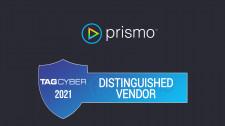 Prismo-Tag Cyber-2021-Distinguished-Vendor