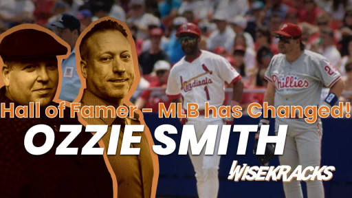 WSN: Sports Betting Podcast the Wise Kracks Is Set to Get a Bit Magical With Their Next Guest - Ozzie 'The Wizard' Smith
