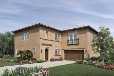 Harrington Model Home Rendering