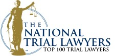 National Trial Lawyer Top 100 Trial Lawyer