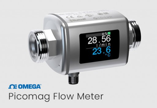 OMEGA Introduces Feature-Rich Picomag From Endress+Hauser