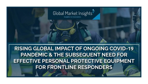 Rising Global Impact of Ongoing COVID-19 Pandemic and the Subsequent Need for Effective Personal Protective Equipment (PPE) for Frontline Responders