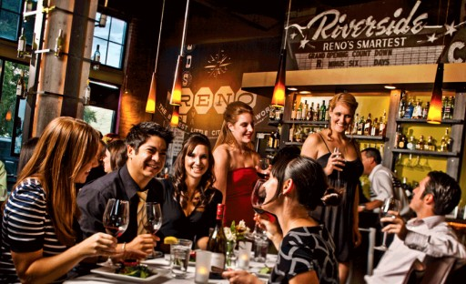 Cheers! Wild River Grille Rings in the New Year With a Four-Course Dining Experience