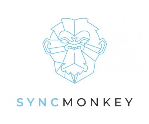 SyncMonkey in Full Swing