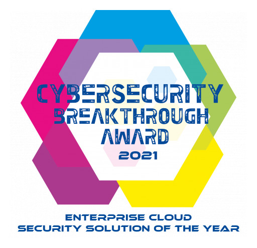 ManagedMethods Named Overall Enterprise Cloud Security Solution of the Year by the CyberSecurity Breakthrough Awards