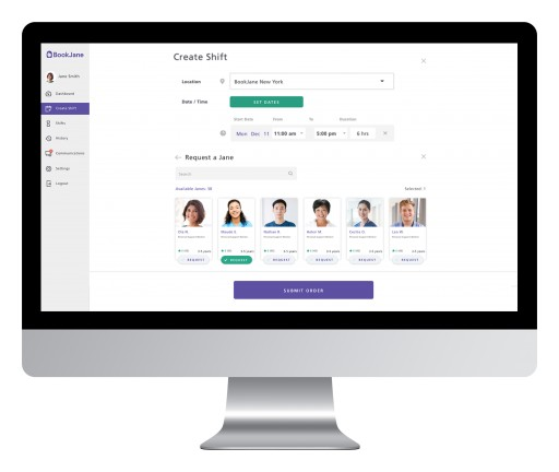 BookJane's Technology Automates the Health Care Industry