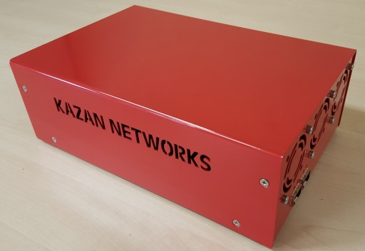 Kazan Networks Announces Availability of Customer Demo Platform