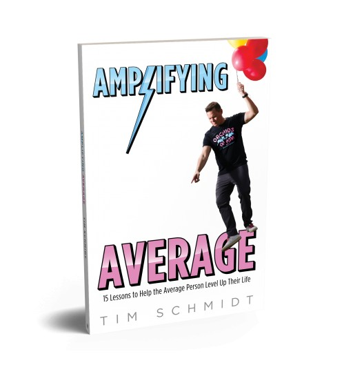 Amplifying Average Author Makes Splash With Controversial Book Cover