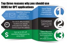 Top Three Reasons To Use UEMS For OPT Applications Processing