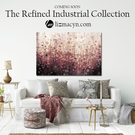 Liz Macyn Releases the Refined Industrial Collection