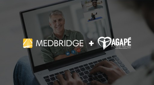 Agape Physical Therapy Improves Revenues With MedBridge Telehealth Solution