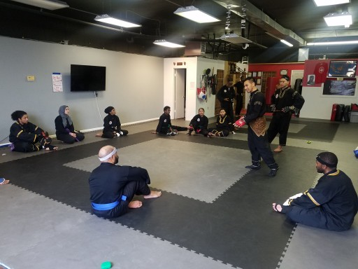 Firmness, Cushion and Resilience Factor Into Greatmats Silat Mats at Silat Martial Arts Academy