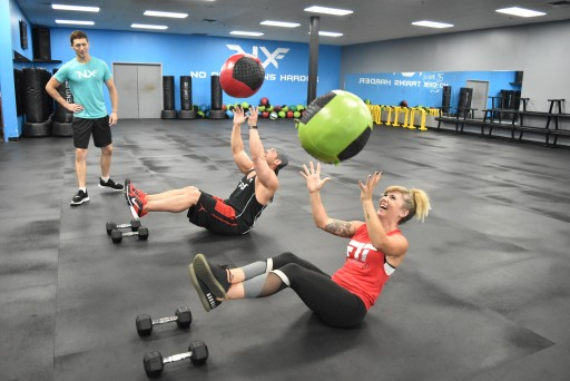 Greatmats Rubber Flooring a Perfect 'FIT' for Next Level Extreme Fitness in Cedar Falls