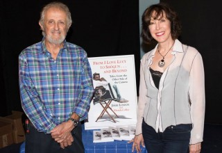 Director Jerry London and Co-Author Rhonda Collier