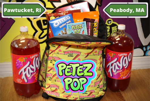 Exotic Snack Shop, PetezPop, Opens New Store in Peabody, MA