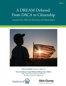 A DREAM Deferred: From DACA to Citizenship: Lessons from DACA for Advocates and Policymakers