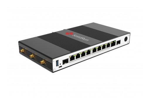 SolidRun Introduces ClearFog GTR A385 the First Fully Integrated Outdoor NVR PoE++ (90W) Networking Platform