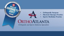OrthoAtlanta Voted Best of Gwinnett