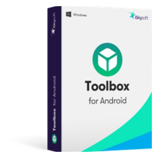 New Product Release: iSkysoft Toolbox - Repair (Android) to Fix All Kinds of Android System Issues