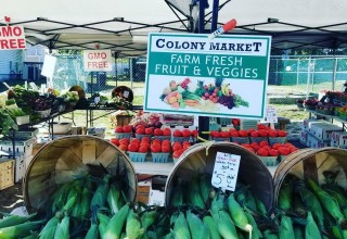 Colony Market Display