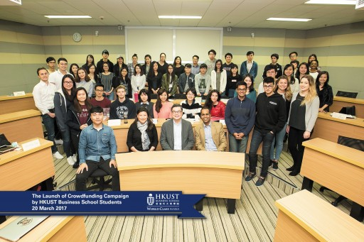 Crowdfunding Future Entrepreneurs 2017: HKUST Students Take on Crowdfunding Challenge