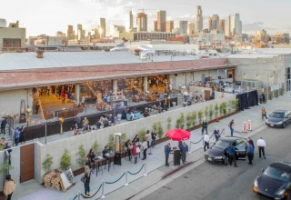 City Market Social House - DTLA's Hot New Warehouse Event Space