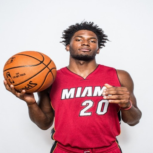 Miami Heat Justise Winslow VIP Autograph Signing at Sinbad Sports