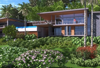 Taina Estate Residence at Cap Limon