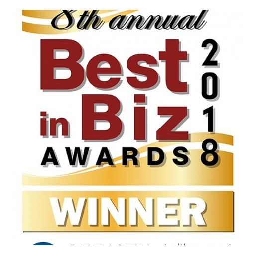 Stealth Power is Recognized as Company of the Year in Best in Biz Awards 2018