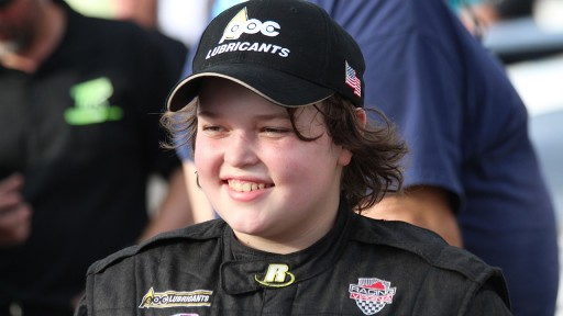 14-Year-Old, Mini Tyrell, to Make First NASCAR Start This Weekend at Martinsville Speedway