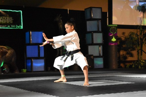 Florida Siblings Shine at Greatmats-Sponsored Infinity National Championships
