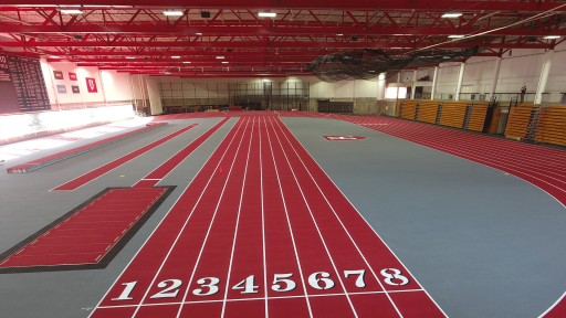 Beynon at the Surface of the 2019 Ivy League Indoor Track & Field Championship