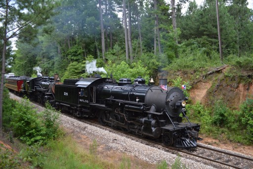 Full Steam Ahead at Texas State Railroad