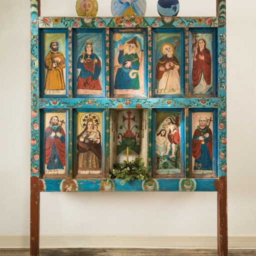 Shiprock Santa Fe Leads the Effort to Return Culturally Significant Reredos to Chimayo